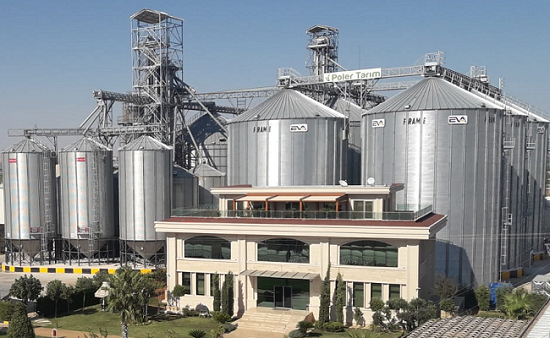 LICENSED WAREHOUSE AND CORN DRYING INDUSTRY